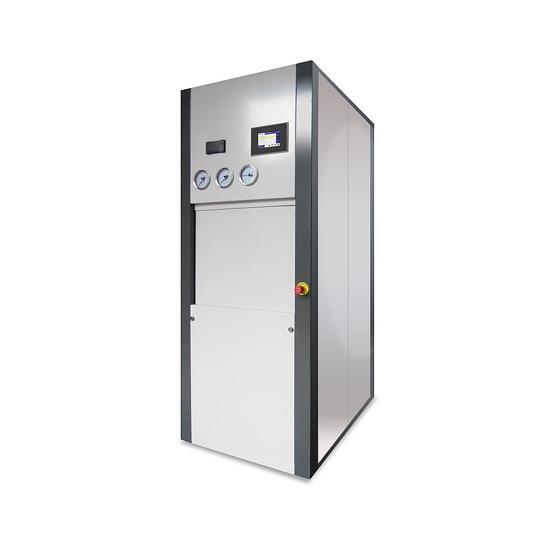 AVS125 to AVS360 SQUARE autoclave