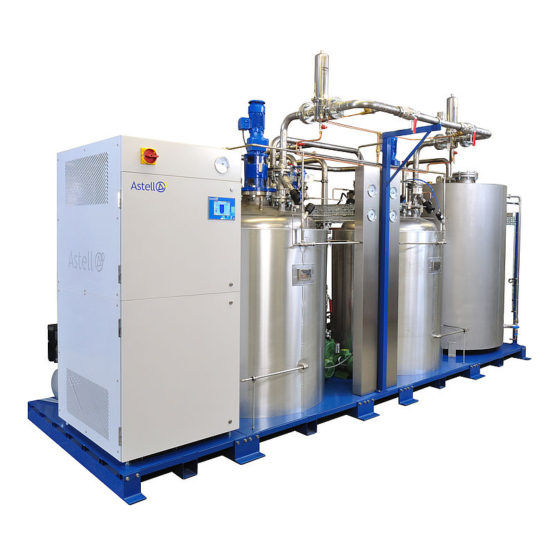 Effluent Decontamination System